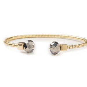 "Premier Designs ""It Girl"" bracelet in gold"